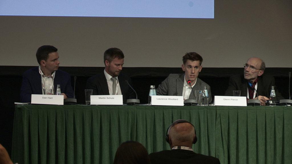 Panel discussion alongside Dr. Hart, Dr. Schulz and Dr. Pierce