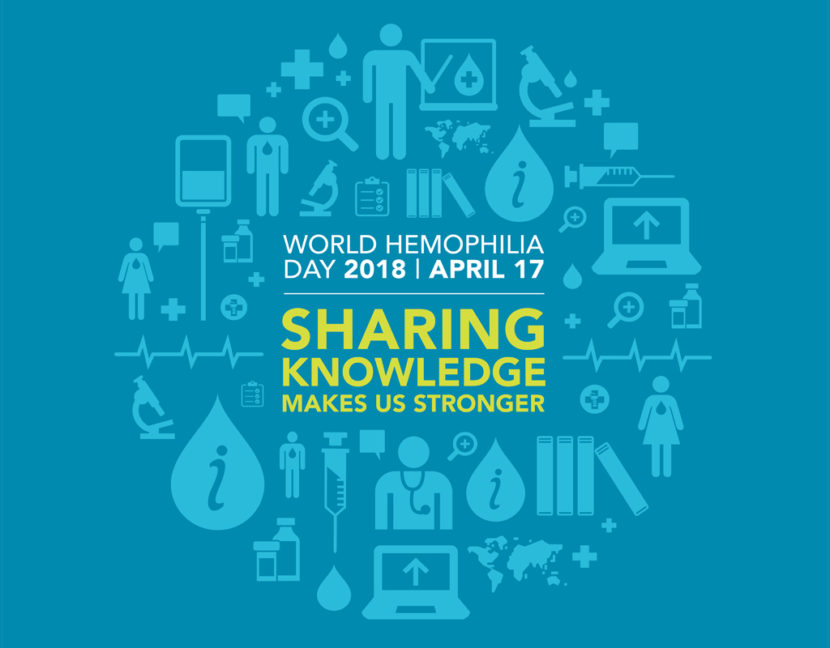 World Haemophilia Day 2018