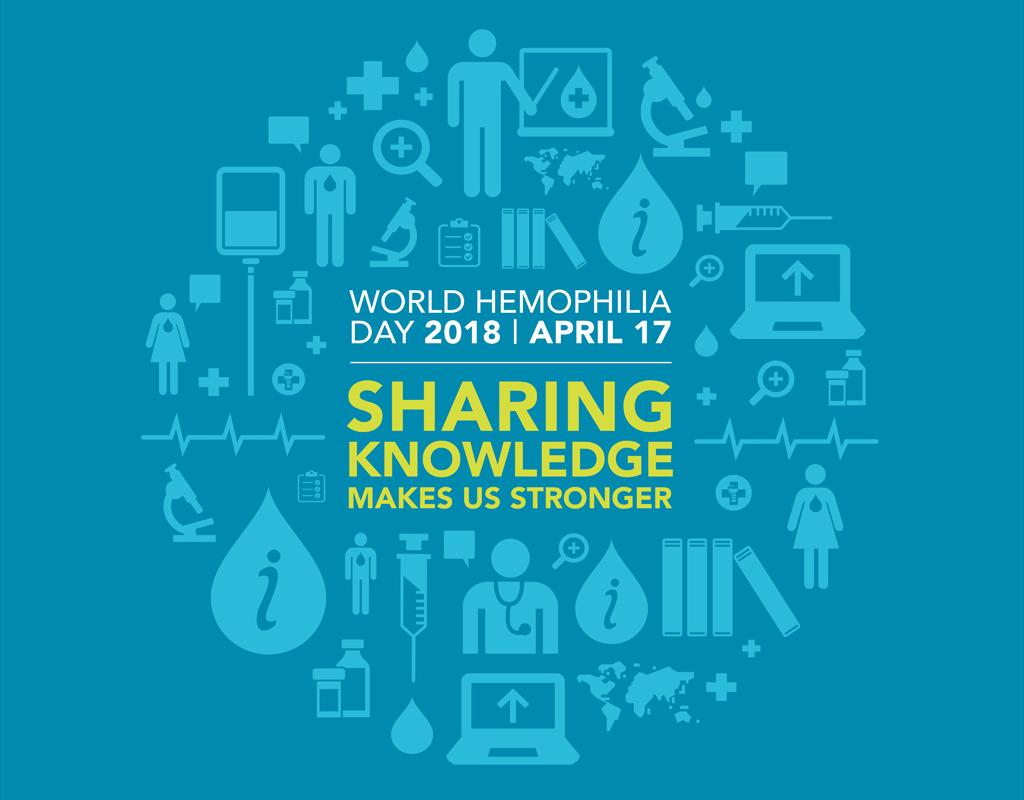 World Haemophilia Day 2018