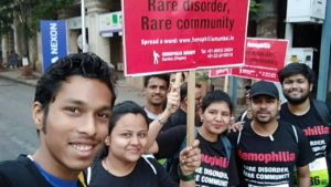 Hemophilia Society Mumbai Youth Group (2018)