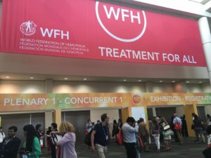 Image from the WFH 2016 World Congress