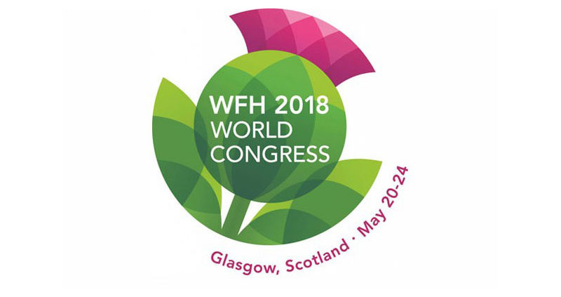 WFH 2018 World Congress logo