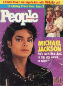 Front cover of America's People magazine from 1987, reporting on the shocking story of the Ray brothers
