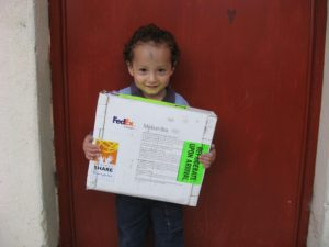 Project SHARE in Guatemala
