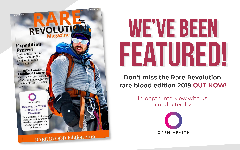 Rare Revolution Rare Blood Edition blog hero image